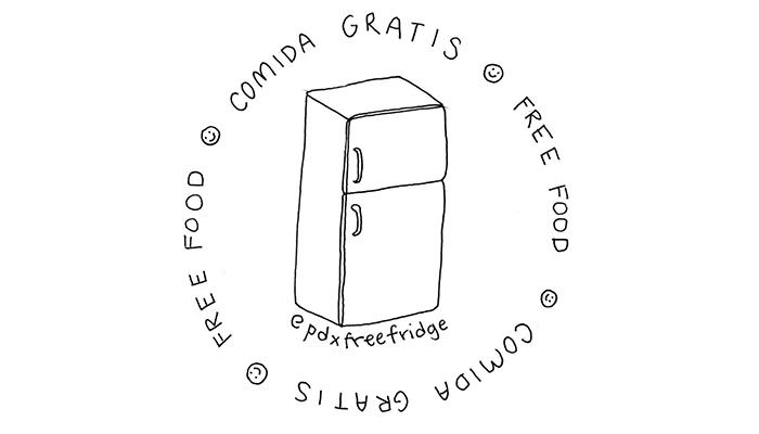 PDX Free Fridge